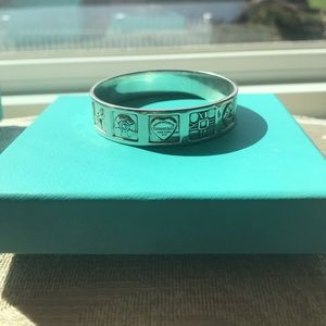 Tiffany & Co. Jewelry - AUTHENTIC Limited Ed. Tiffany &Co. 175 year bangle